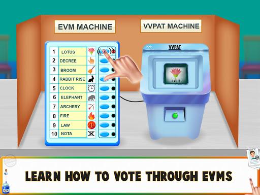Indian Elections 2021 Learning Simulator  screenshots 5