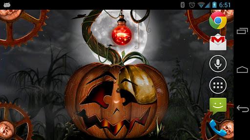 Halloween Steampunkin LWP For PC Windows (7, 8, 10, 10X) & Mac Computer Image Number- 9