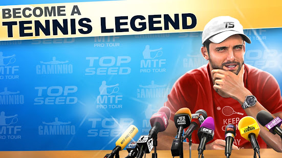 TOP SEED Tennis: Sports Management Simulation Game Unlimited Money