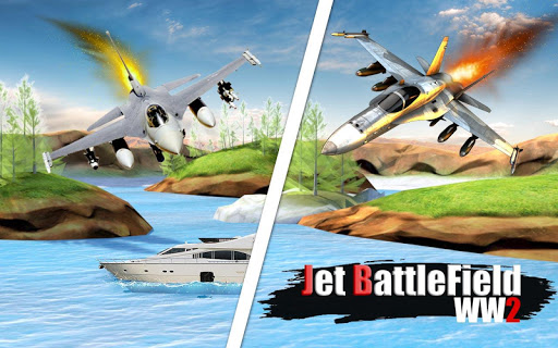 Air Fighter Battle -  Gunship War For PC Windows (7, 8, 10, 10X) & Mac Computer Image Number- 10