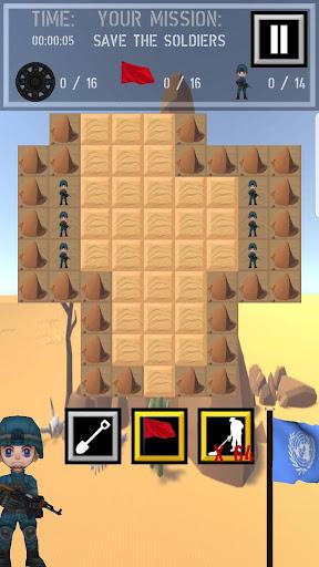 Trooper Sam - A Minesweeper Adventure apkpoly screenshots 13