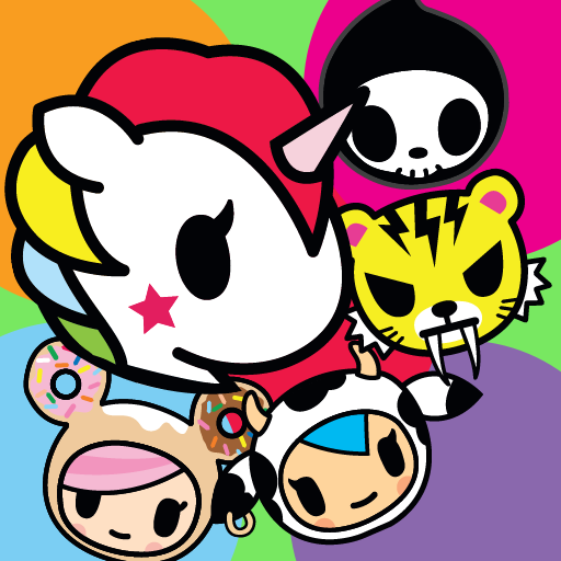 tokidoki friends : Match 3 Puzzle