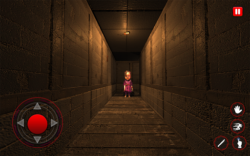 Scary Puppet Doll Story : Creepy Horror Doll Game screenshots 4