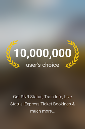 Indian Railway & IRCTC Info app 5.3.9 screenshots 1
