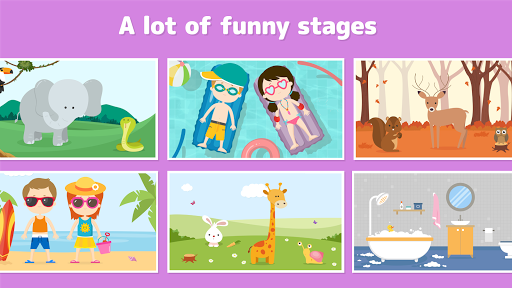Tiny Puzzle - Learning games for kids free  screenshots 7