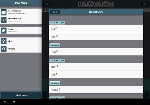 Upwords 2.017 screenshots 16