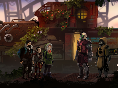 Image For Adventure Reborn: story game point and click Versi 1.38 21