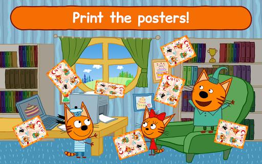 Kid-E-Cats Circus Games! Three Cats for Children  screenshots 10