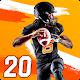 Flick Quarterback 20 - American Pro Football