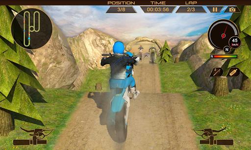 Motocross Race Dirt Bike Games screenshots 6