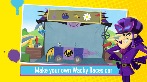 Boomerang Make and Race - Scooby-Doo Racing Game android2mod screenshots 6