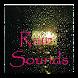 雨の音 - Androidアプリ