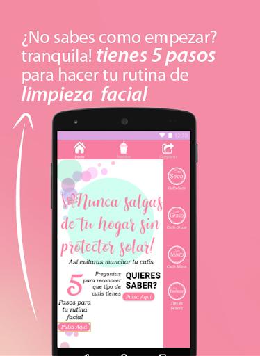 Limpieza facial Ay2 mascarillas 2021 4.5 screenshots 1
