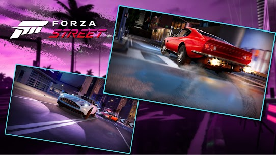 Forza Street: Tap Racing Game v37.1.0 Apk & OBB Free Download 1
