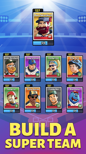 Super Hit Baseball  screenshots 4
