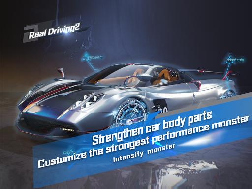 Real Driving 2:Ultimate Car Simulator 0.08 screenshots 2