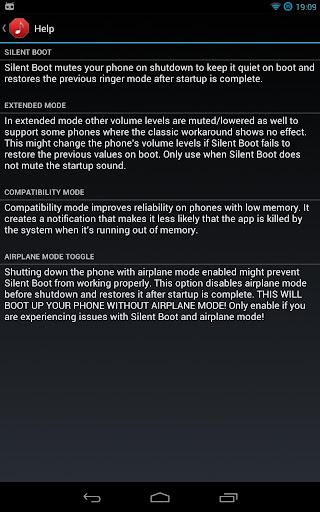 silent boot screenshot 2