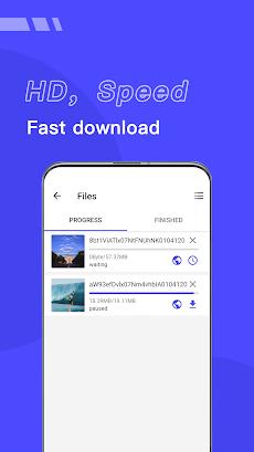 Video Downloader - Free HD Videos Download & Playのおすすめ画像3