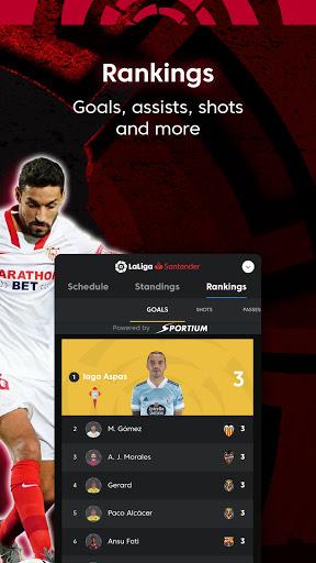 Foto do La Liga Official App - Live Soccer Scores & Stats