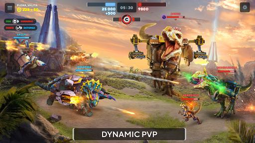 Dino Squad: TPS Dinosaur Shooter 0.11.0 screenshots 1