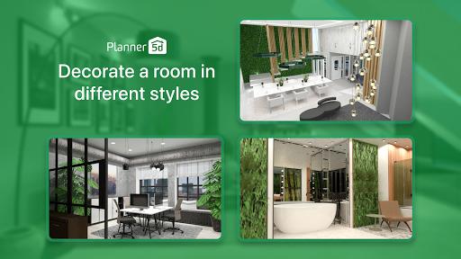 House Design & Interior room sketchup - Planner 5D apktram screenshots 13