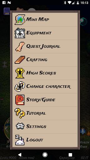 WinterSun MMORPG (Retro 2D) apkpoly screenshots 6
