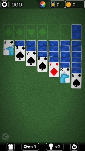 FLICK SOLITAIRE 1.01.20 screenshots 1