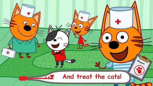 Kid-E-Cats Animal Doctor Games for Kidsu30fbPet Doctor  screenshots 6