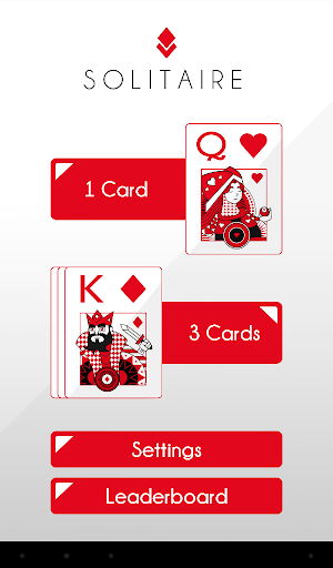 Solitaire - Klondike Redstone  screenshots 6