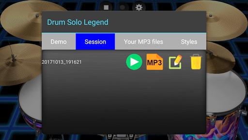 Drum Solo Legend ud83eudd41 The best drums app 2.4.10 screenshots 8