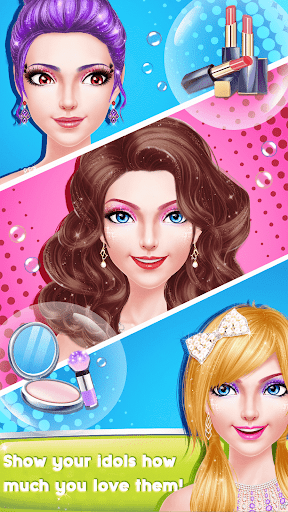 Code Triche Hollywood Star Party Salon (Astuce) APK MOD screenshots 3