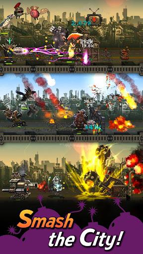 World Beast War: Merge Rampage Monsters  screenshots 2