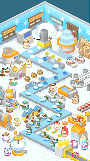 My Factory Cake Tycoon - idle tycoon 1.0.17 screenshots 17