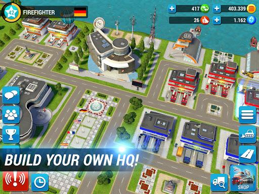 EMERGENCY HQ - free rescue strategy game 1.6.01 Screenshots 11