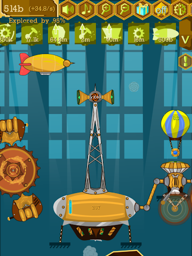 Steampunk Idle Spinner: Coin Factory Machines 1.9.3 screenshots 14