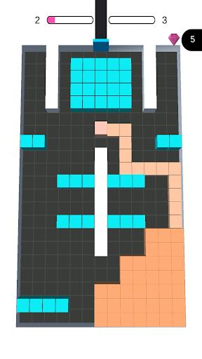 Color Blocks Fill  - block puzzle - coloring games  screenshots 1