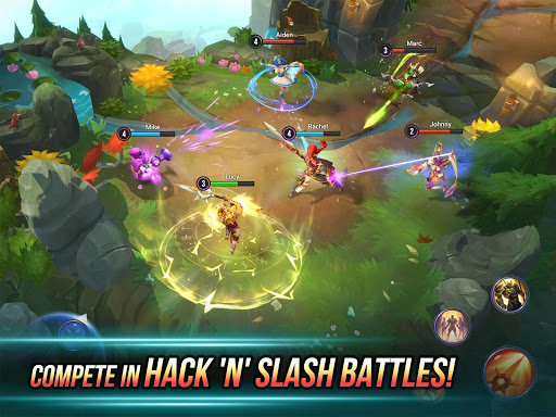 Dungeon Hunter Champions: Epic Online Action RPG 1.8.34 screenshots 1