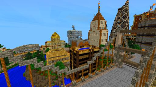 3D Lucky Craft : Crafting House Building Games 5.3.7 Screenshots 1
