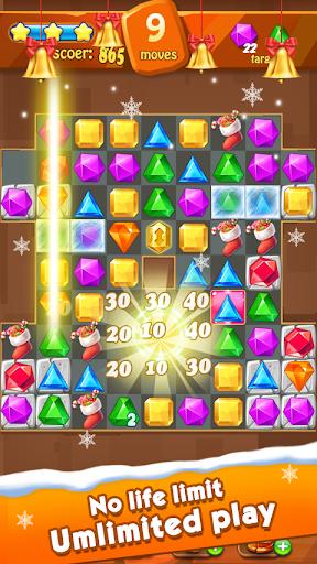 Jewels Classic - Jewel Crush Legend 3.2.3 screenshots 2