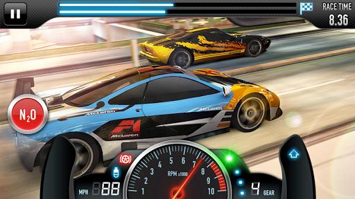 CSR Racing 5.0.1 screenshots 8