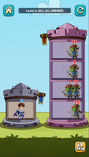 Hero Tower Wars  screenshots 7