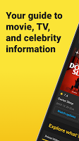 screenshot of IMDb: Your guide to movies, TV shows, celebrities