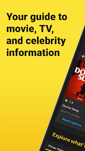 IMDb: Your guide to movies, TV shows, celebrities 8.3.2.10832020 Apk + Mod 1