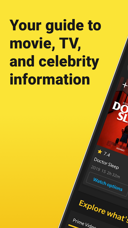 IMDb: Your guide to movies, TV shows, celebrities  poster 0