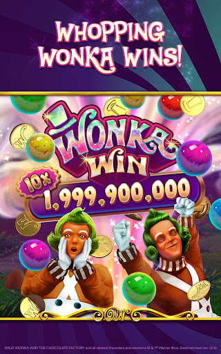 Willy Wonka Slots Free Casino 107.0.979 screenshots 6