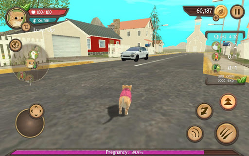 Cat Sim Online: Play with Cats 101 Screenshots 7