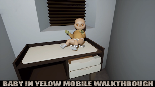Walkthrough Baby Yellow Horror Game Hack Game Android & iOS 2