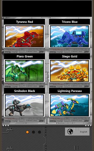 Transform Dino Robot - General Mobilization 1.29.0 screenshots 7