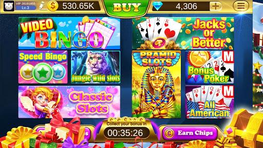 Casino 888:Free Slot Machines,Bingo & Video Poker 1.7.1 Screenshots 8