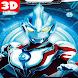 Ultrafighter3D:銀牙伝説ファイティングヒーローズ